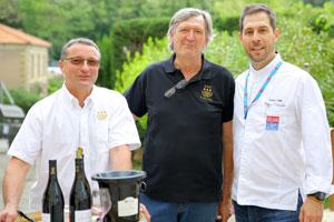 Wine Côté Cours 2019 in Blauzac